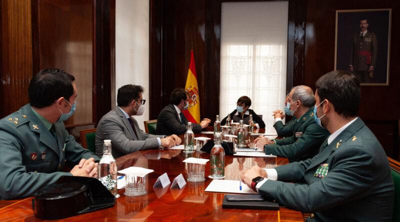 Guardia Civil y CECRV firman un protocolo para la lucha contra el fraude en el sector del vino