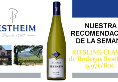 Riesling Classic, un vino fresco para tus momentos gastronómicos