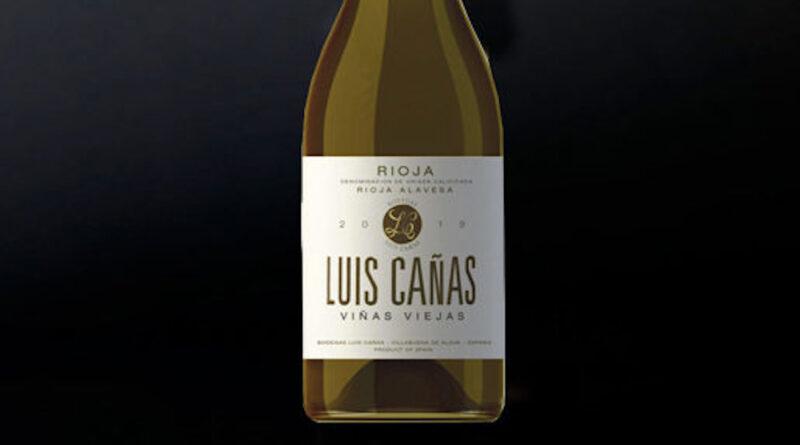 Luis Cañas Viñas Viejas Blanco
