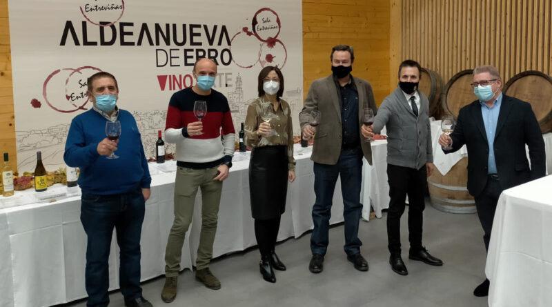 Las bodegas de Aldeanueva de Ebro presentan sus nuevos vinos de 2020