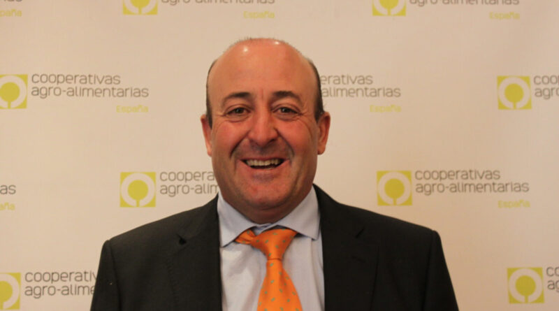 Fernando Ezquerro, nuevo presidente del Consejo Sectorial de vino de Cooperativas Agro-alimentarias de España
