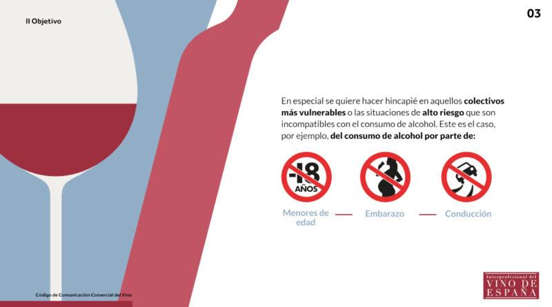 Consumo moderado del vino