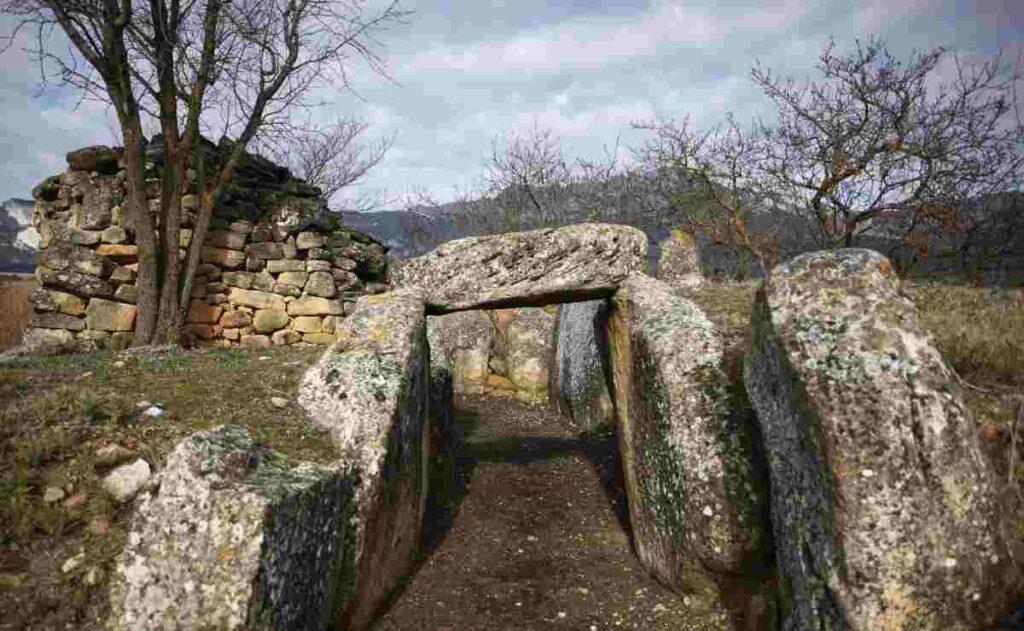 Dolmen de San Martín