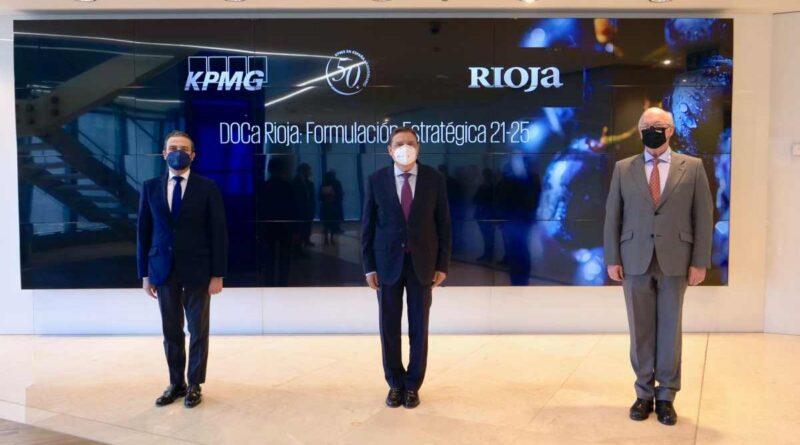 Presentación del Plan Estratégico de la DOCa Rioja