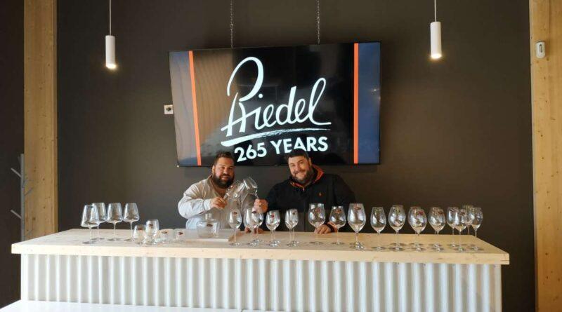 Chapeau Wines distribuye en La Rioja las copas Riedel
