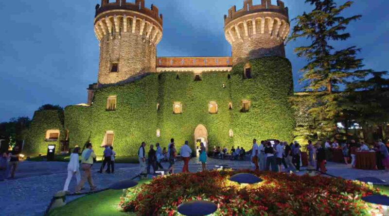 Imagen del Castillo Perelada